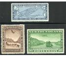 SG195-197. 1931 Set of 3. Superb fresh mint...