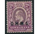 SG O12a. 1904 2a Dull and Bright Purple. No stop after 'M'. Mint