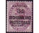 SG12. 1900 3d on 1d Lilac. An amazingly fresh and fine...