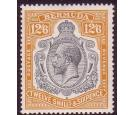 SG93. 1932 12/6 Grey and orange. Post Office fresh mint...