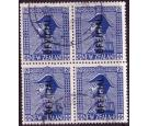 SG O112. 1928 2/- Light blue. A lovery fresh and fine used...