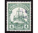 SG M2'C'. 1915 4h Green. Superb well centred mint...