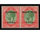 SG40. 1926 £1 Green and red. Superb U/M mint...