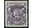 SG94. 1897 3r Deep violet. Choice superb fine well centred used.