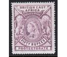 SG99x. 1897 50r Mauve. 'Watermark Reversed'. Extremely well...