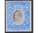 SG14a. 1903 10r Grey and ultramarine. Brilliant fresh mint...