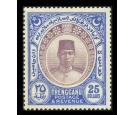 SG45. 1921 $25 Purple and blue. Choice superb fresh well centred