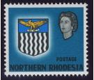 SG88a. 1963 20s Blue. 'Value Omitted'. Brilliant U/M mint...