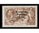 "SG99a. 1935 2/6 Chocolate. Flat accent on ""a"". Choice superb fre"
