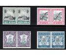 SG92-95. 1935. Set of 4. Post Office fresh U/M mint pairs...
