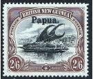 SG20. 1906 2/6 Black and brown. Exceptionally fressh well centre