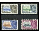 SG133-136. 1935 Set of 4. Superb fresh U/M mint...