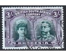 SG158. 1910 3/- Green and violet. Brilliant fine well centred us