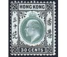 SG70. 1903 30c Dull green and black. Superb fresh mint...
