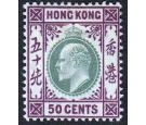 SG71. 1903 50c Dull green and magenta. Lovely fresh mint...
