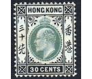 SG84a. 1906 30c Dull green and black. Very fine well centred min