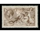 SG415. 1918 2/6 Reddish brown. Superb fresh mint...