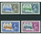 SG133s-136s. 1935 Set of 4. 'SPECIMEN'. Superb fresh mint...