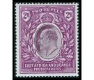 SG10. 1903 2r Dull and bright purple. Brilliant fresh mint...