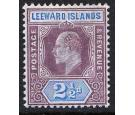 SG32a. 1906 2 1/2d Dull purple and ultramarine. Wide 'A' in 'LEE