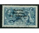 SG46. 1922 10/- Dull grey-blue. Superb used...