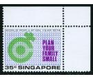 SG239a. 1974 35c 'Emerald (male symbol) Omitted'. Brilliant...