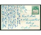SG98c. 1922 1d Grey and green. 'Cleft Rock'. Used on picture...