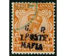 SG M38. 1915 3a Orange. A superb fine used...