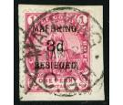 SG3. 1900 3d on 1d Carmine. Superb fine used on...
