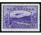 SG204. 1935 £2 Bright violet. Brilliant fresh well...