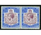 SG99. 1913 £10 Purple and dull ultramarine. Brilliant fresh U/M