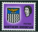 SG75a. 1963 1/2d Brigt violet. 'Value Omitted'. Post Office Fres