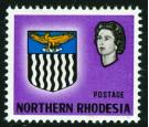 SG75a. 1963 1/2d Brigt violet. 'Value Omitted'. Brilliant U/M...