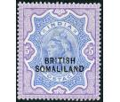 SG24. 1911 5r Ultramarine and violet. Brilliant fresh well centr