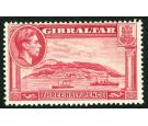 SG123a. 1938 1 1/2d Carmine. Perforation 13 1/2. Brilliant U/M m