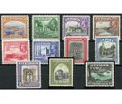 SG133-143. 1934 Set of 11. Superb mint...
