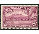 SG92. 1932 2/6 Purple. Superb fresh mint...