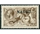 SG24. 1919 2/6 Chocolate-brown. Brilliant fresh U/M mint...