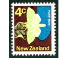 SG919ba. 1970 4c Multicoloured. 'Bright green Omitted'. U/M mint