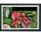 SG8. 1967 10c Hibiscus. Post Office fresh U/M mint...