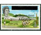 SG6. 1967 5c Grammar School. Brilliant fresh U/M mint...